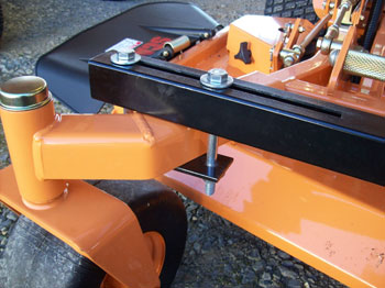 Fab Works Oem Zero Turn Mower Attachments